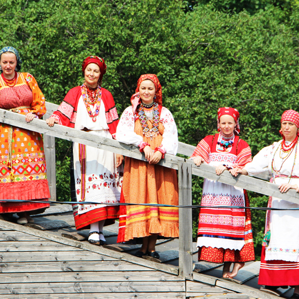 The Voice of Crafts festival in Vologda